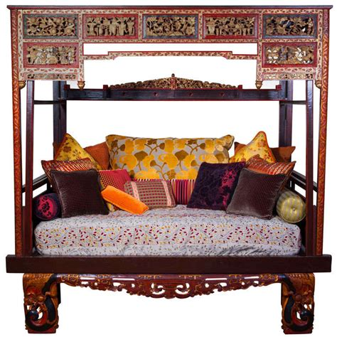 chinese wedding bed chinese wedding bed at 1stdibs