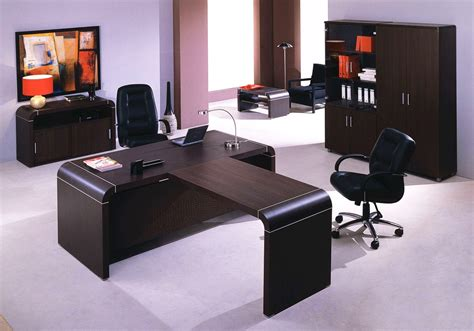 modern office table commander italian modern office desk