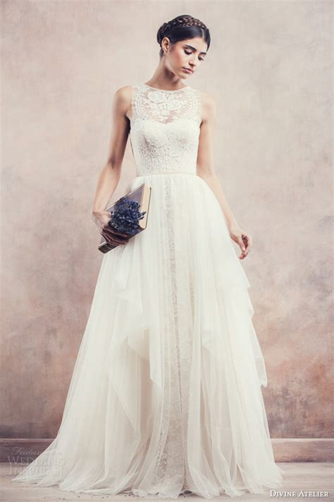 The Wedding Atelier by Atelier 2014 Wedding Dresses Poetica Bridal