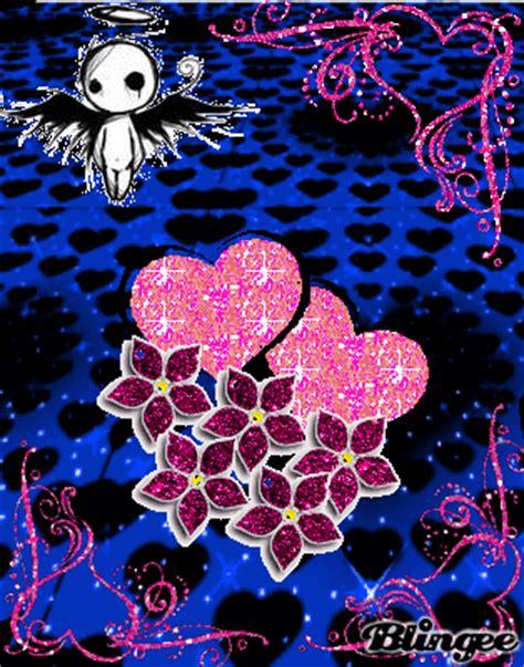 imagenes rosas brillantes corazones y flores picture 122394935 blingee com