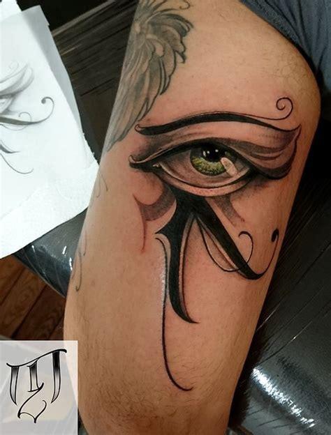3d Tuxedo Tribal Bluered las 25 mejores ideas sobre tatuajes de ojo egipcios en