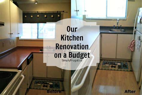 Kitchen Renovation Ideas On A Budget Kitchen Renovation Budget Laurensthoughts