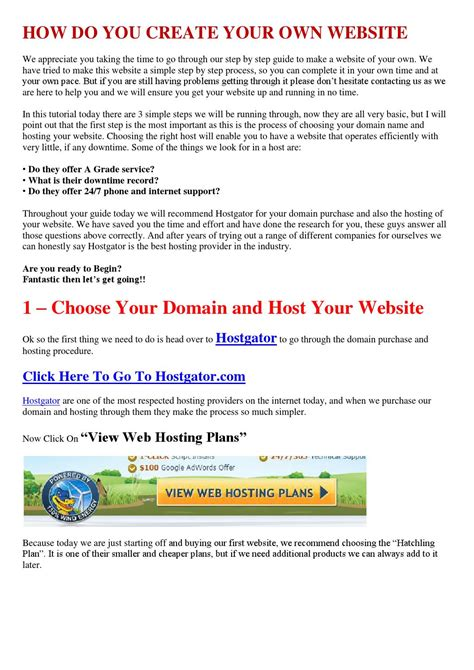how do you design your own home how do you create your own website by nanse break issuu