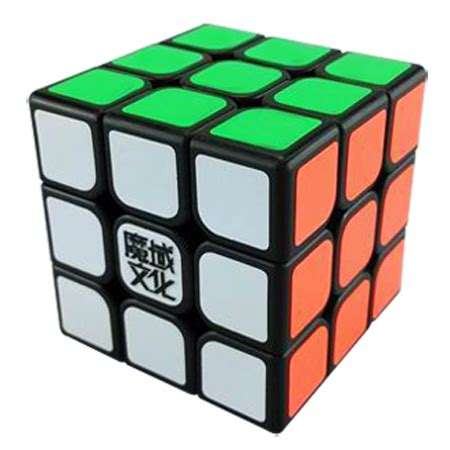 Rubik Megaminx Yj Yuhu Black Base Speed Cube Yong Jun yj moyu aolong v2 3x3x3 speed cube enhanced edition black