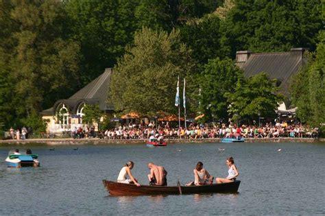 Seehaus Englischer Garten München Parken by Seehaus Biergarten Mit Seeblick Englischer Garten M 252 Nchen