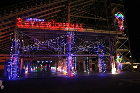 drive through christmas lights denver colorado las vegas motor speedway on list of best lights displays las vegas review journal