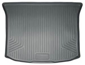Cargo Liners For Ford Edge 2007 2014 Ford Edge Lincoln Mkx Cargo Trunk Floor Mat