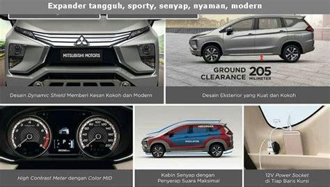harga mitsubishi expander harga mitsubishi xpander review spesifikasi gambar