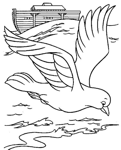 bible coloring pages noah s ark free coloring pages of noah ark children
