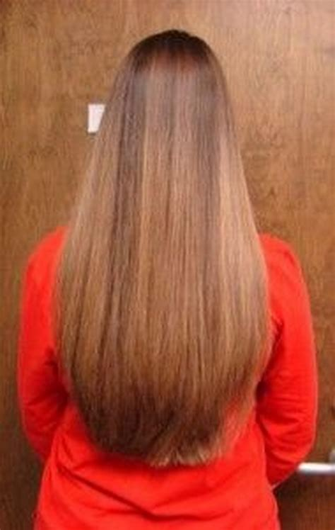 pics of hair styles with layers back view long hairstyles