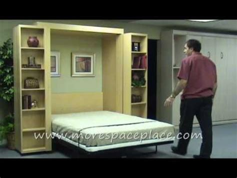 bifold bookcase murphy bed bi fold bookcase murphy bed is perfect to turn an office