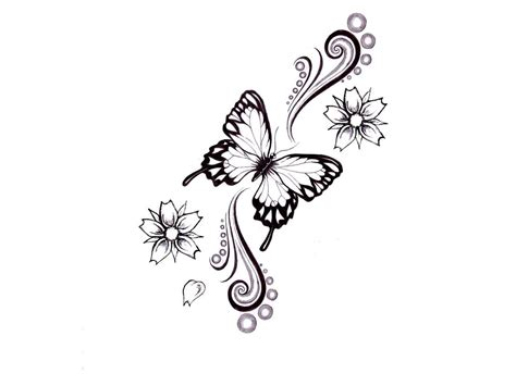 heart and butterfly tattoos designs and flower designs index of wp content