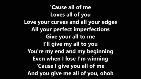 john legend biography all of me all of me john legend cover by luciana zogbi lyrics