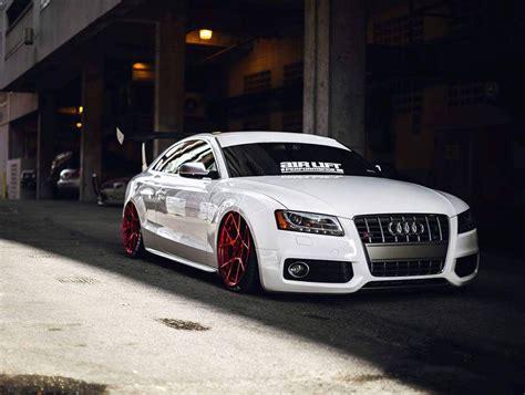 Build Audi S5 by My Last Build Audi S5 Rotiform Bcl Air Lift Stance