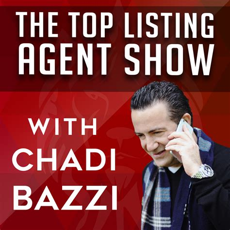 bazzi radio top listing agent show real estate coaching training
