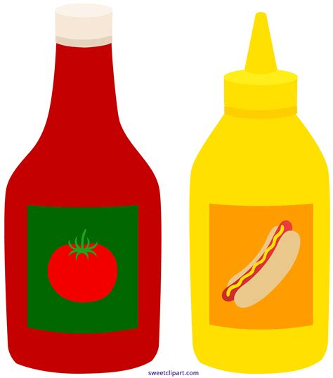 ketchup clipart ketchup clipart vector and clip inspiration