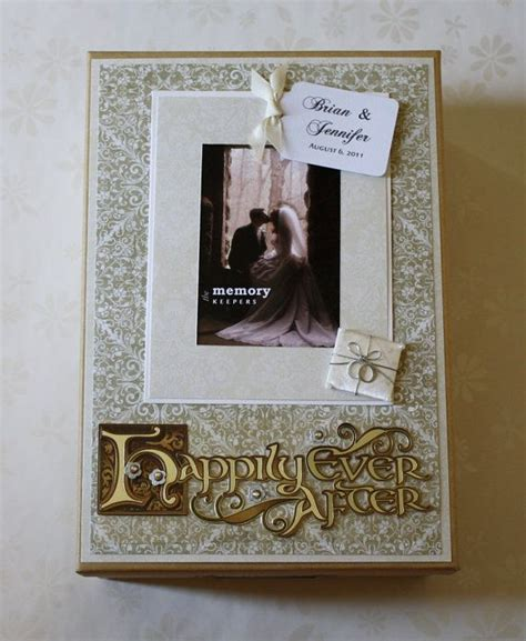 Wedding Memory Box Ideas by 4 Best Images Of Wedding Memory Crafts Wedding Memory