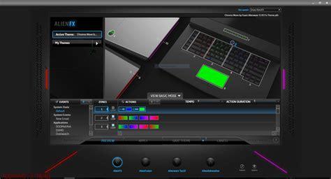 themes video maker fx alienware fx themes
