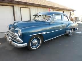 1951 Chevrolet Styleline Deluxe 1951 Chevy Styleline Deluxe 2 Door Sedan Firesteel
