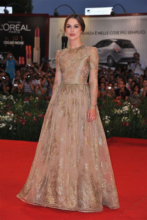 Keira Knightley At The Venice Festival by Keira Knightley S 10 Most Beautiful Style Moments Style