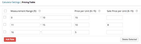 Curtain Size Calculator Woocommerce Measurement Price Calculator Woocommerce Docs
