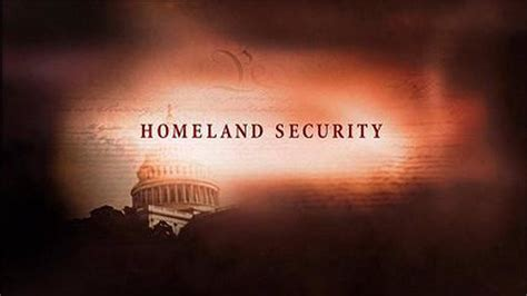 Home Land Security by Homeland Security 2004 123