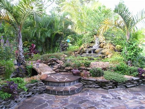 landscape designs for backyards bloombety beautiful backyard gardens landscaping ideas