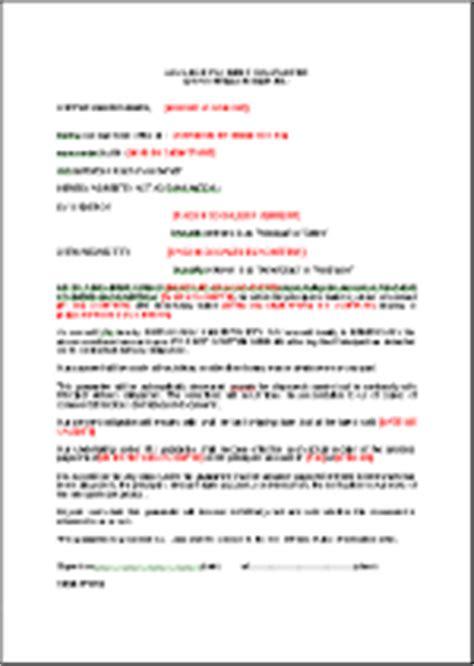 Lettre De Garantie Bancaire Pour Visa garantie de restitution d acompte 224 premi 232 re demande en