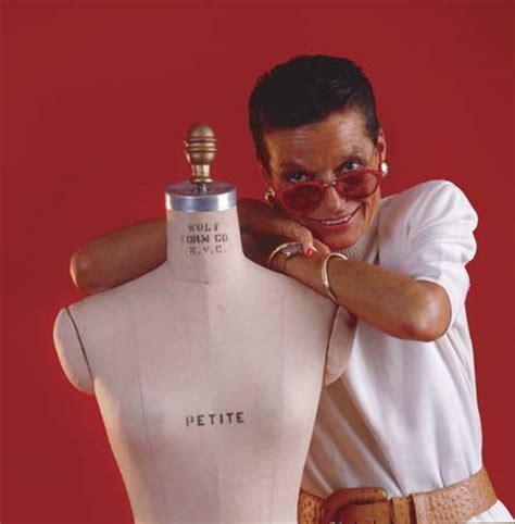 Fashion Designer Liz Claiborne Dies by Liz Claiborne Biography American Fashion Designer