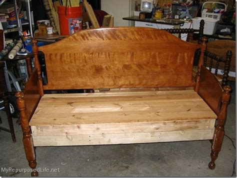 bed into bench bed into bench wood for ron pinterest