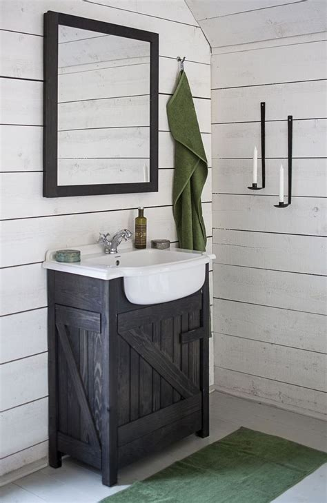 rustic bathroom sink cabinets best 25 small rustic bathrooms ideas on pinterest