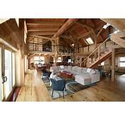 Pole Barns Into Homes Interiors