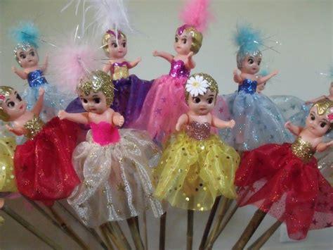 kewpie glue dress up some 5 quot kewpie dolls with glitter and tutus then