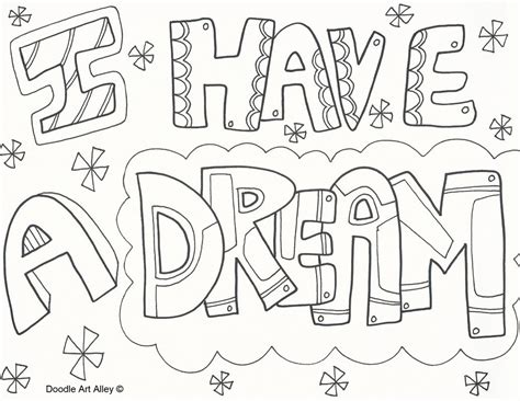 i have a dream art martin luther king pinterest