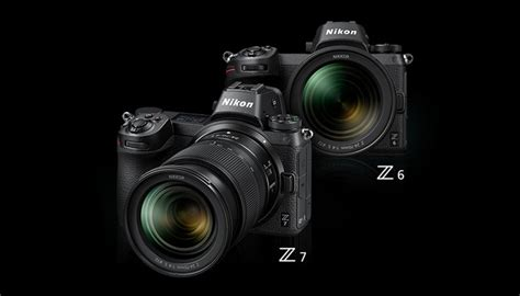 pre order the new nikon z6 z7 and z system lenses and accessories fstoppers