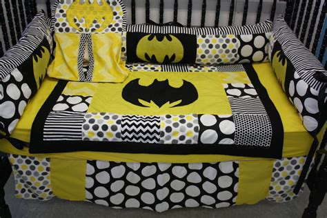 batman nursery bedding lighting