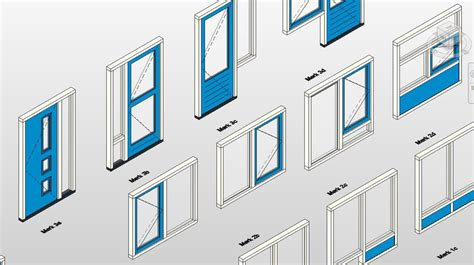 curtain wall window revit revit 2016 itannex lod200 curtain wall package