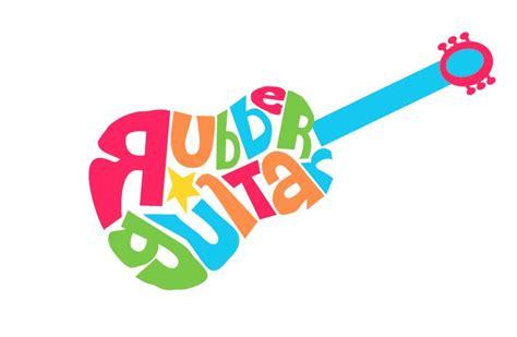 rubber st logo design rubber guitar logo design by pristise on deviantart