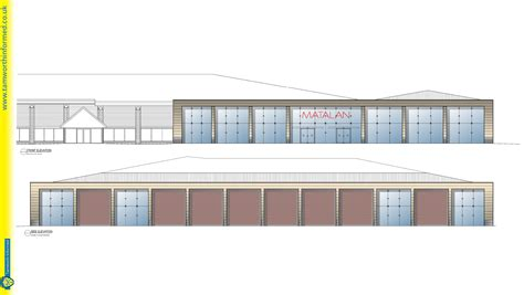 Mezzanine Floor Planning Permission by Tamworth S Matalan To Close It S Doors Temporarily