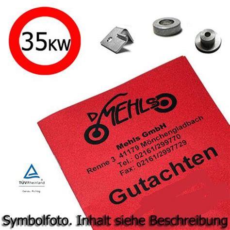 Motorr Der Zum Drosseln by Drossel Leistungsreduzierung F 252 R Suzuki Gsx600f Auf 35
