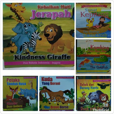 Dongeng Dunia Binatang jual buku dongeng dunia binatang toko buku dan