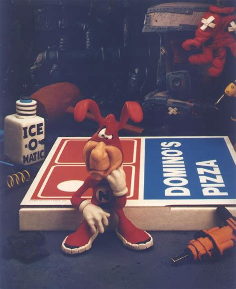 domino pizza noid the noid character giant bomb