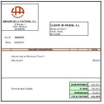iva retenido 2016 191 qu 233 impuestos pagas por alquilar un local de tu propiedad