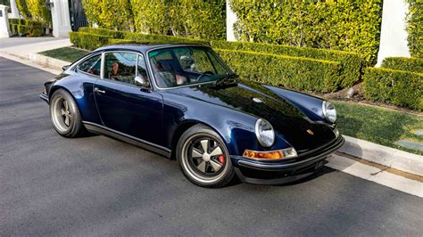 Porsche 911 Singer by Meet The Man Who Daily Drives A Porsche Reimagined By Singer