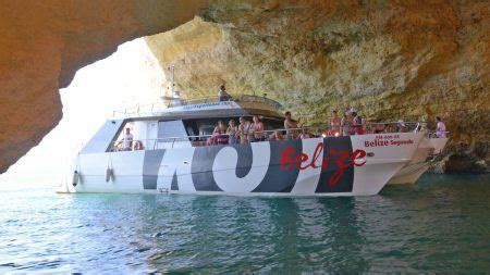 vilamoura catamaran boat trips albufeira boat trips caves and coastline of the algarve