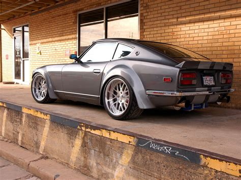 Wheels Cool Classic Datsun 240z Silver 600hp silver 240z 2 by datsunfreak on deviantart