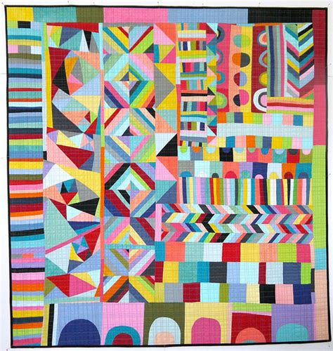 Improvisational Quilting by Improvisational Quilting 171 Thelongthread