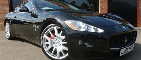 How Much Is A Maserati Granturismo by A Used Maserati Granturismo Is A Way To Spend 163 40k
