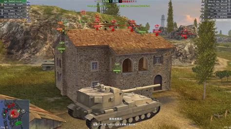 Lu Blitz Tf042 Stop world of tanks blitz 坦克世界 閃擊戰 亞服antares lu 合作無間打爽爽