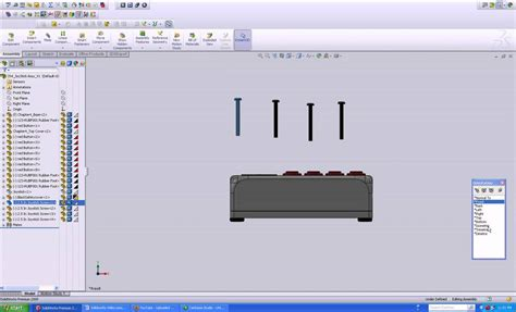 solidworks tutorial on youtube solidworks tutorials inserting screws youtube